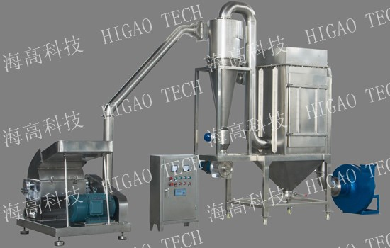 hammer mill pulverizer for spices and herbs