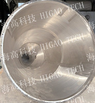 4000L conical screw mixer