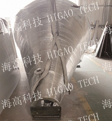 4000L conical mixer for sorbitol powder
