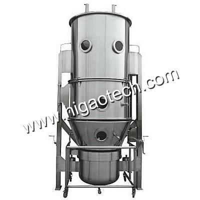 spraying dryer granulator machine supplier