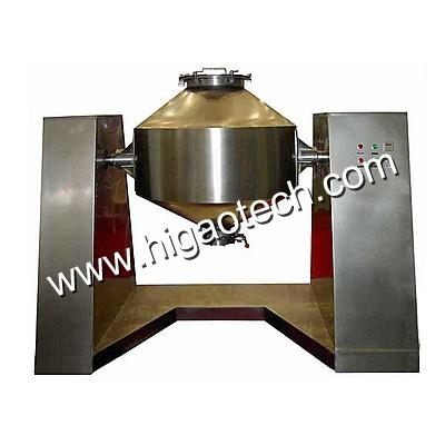 double cone mixer supplier