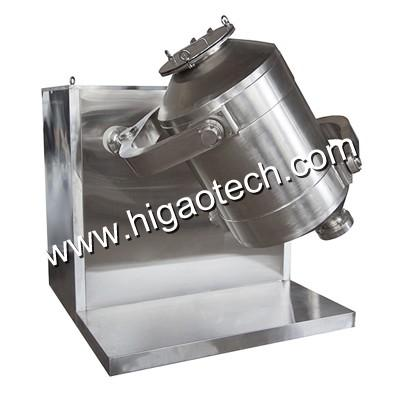 three dimensional mixer supplier